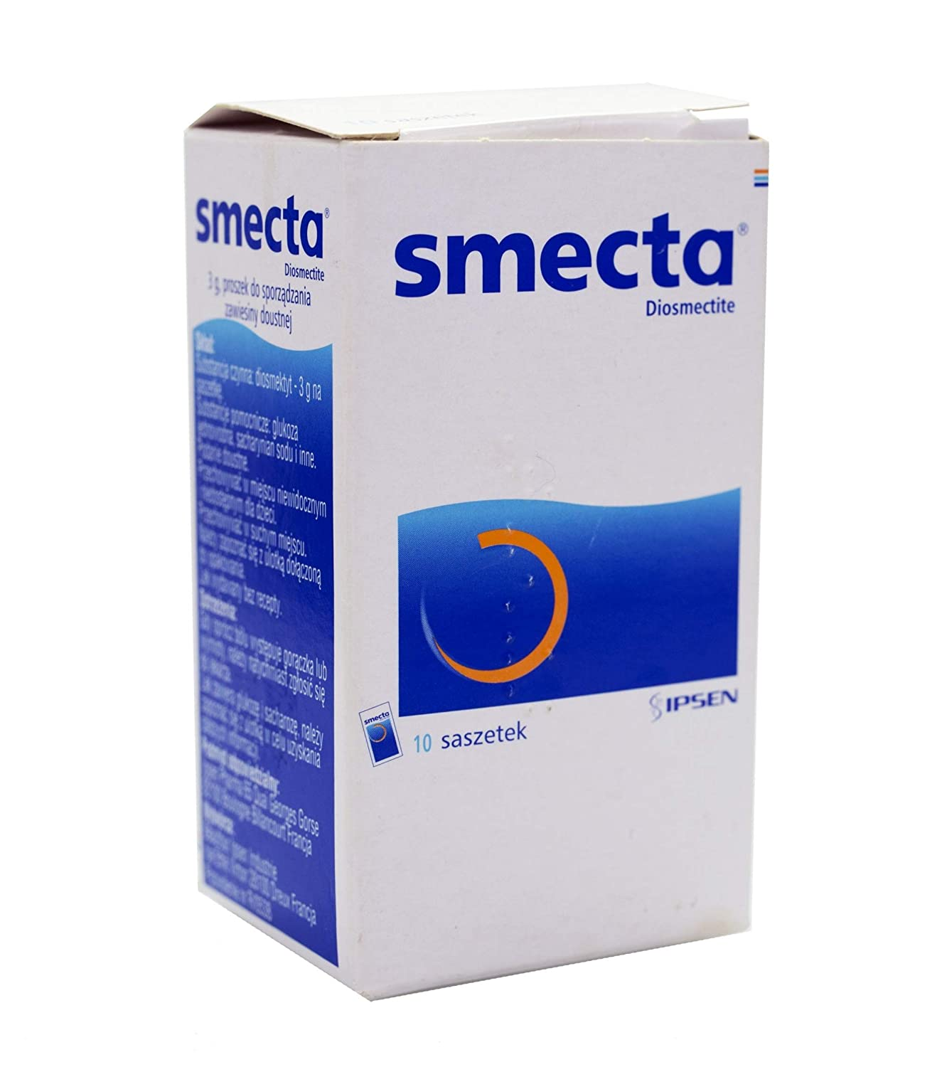 Smecta (Smectite Dioctaedric) 10 bags