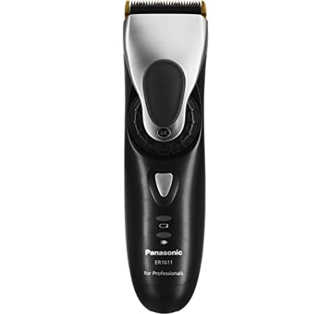 Moser 1591 Chromini Pro - Cortapelos, color negro: Amazon.es ...
