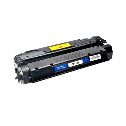 Logic-Seek C7115X - Tóner para impresoras Laser, Color Negro ...