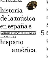 Historia De La Música En España E