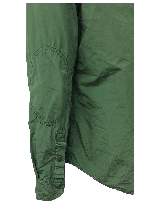 0ce6c9bd82 ASPESI giacca camicia uomo VERDE mod ALVARO I002 F973 80% poliestere ...