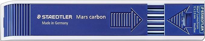 Image ofStaedtler Mars carbon el plomo, 2mm, 12