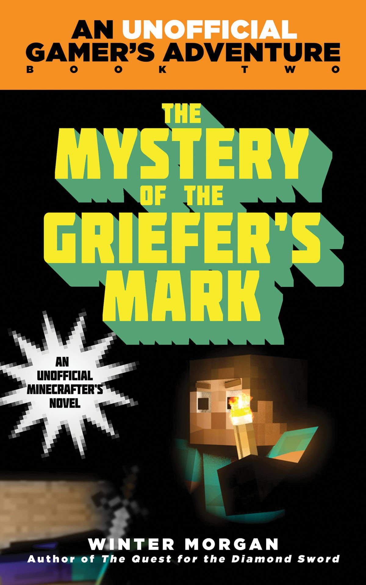 Mystery Griefers Mark Unofficial Adventure product image