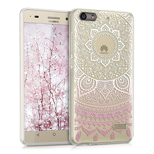 12 opinioni per kwmobile Cover per Huawei G Play Mini- Custodia in silicone TPU- Back case