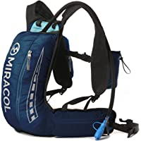 Miracol Hydration Vest Backpack with 2L BPA Free Bladder