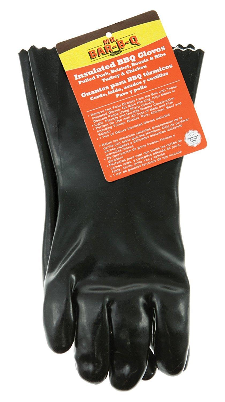 Insulated leather work gloves amazon - Amazon Com Mr Bar B Q Insulated Barbecue Gloves Barbecue Tools Patio Lawn Garden