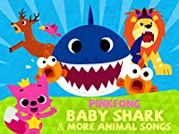 pinkfong baby shark more animal songs 2 seasons 2016