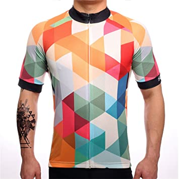 6ff0f2c7e SUREA Classic Design Men s Quick Dry Ultralight Summer Cycling Jersey Short  Sleeve Clothes Breathable Bicycle Racing