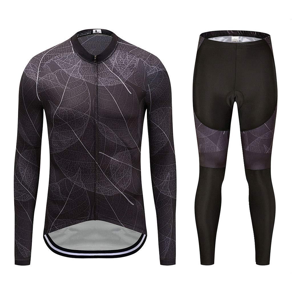 Lilongjiao Frühling und Herbst Radfahren Langarm Anzug Mountainbike reiten Anzug männer und Frauen reiten Jersey sportbekleidung Anzug