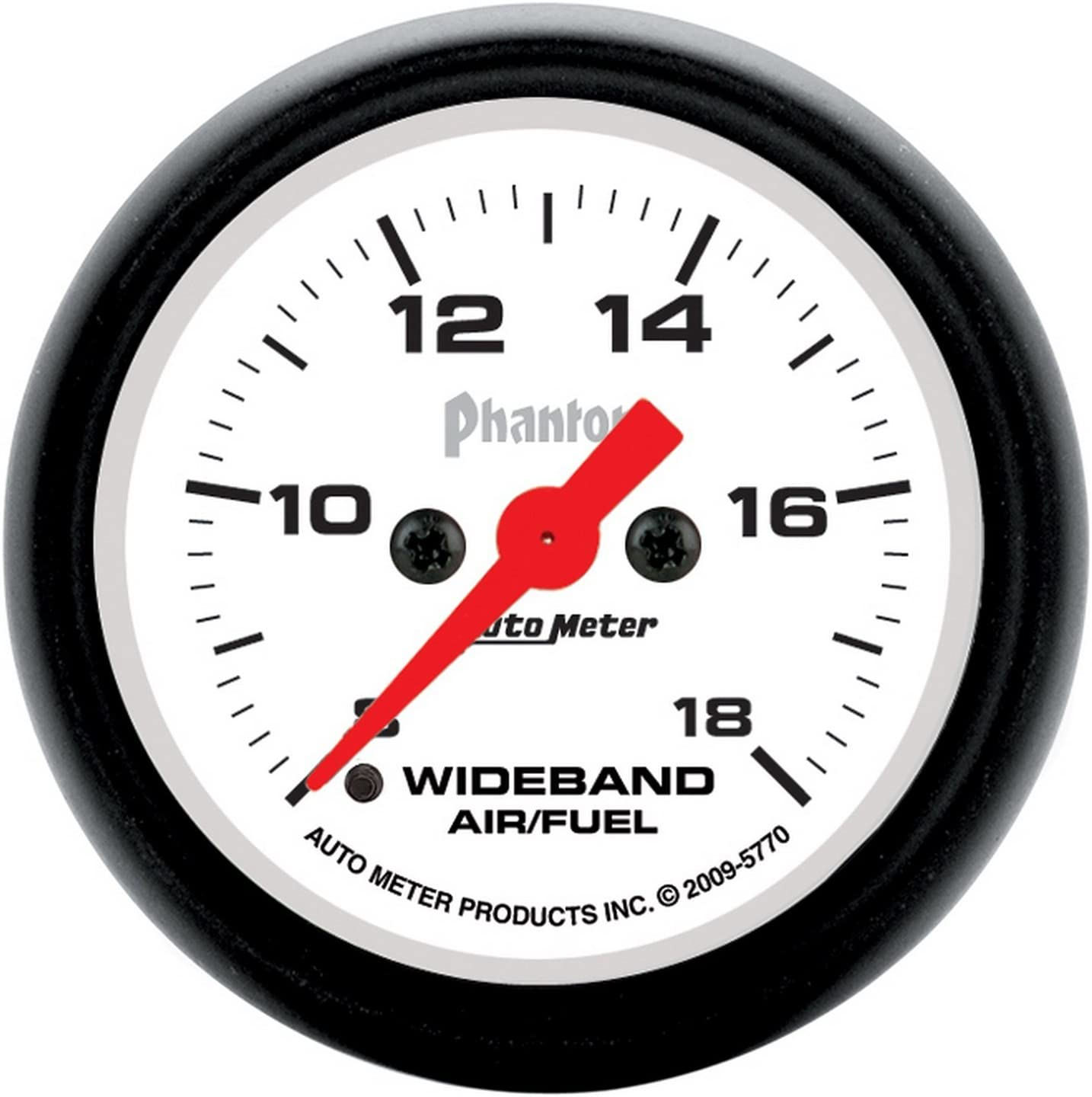 Auto Meter 3579 Sport-Comp Wide Band Air Fuel Ratio Kit