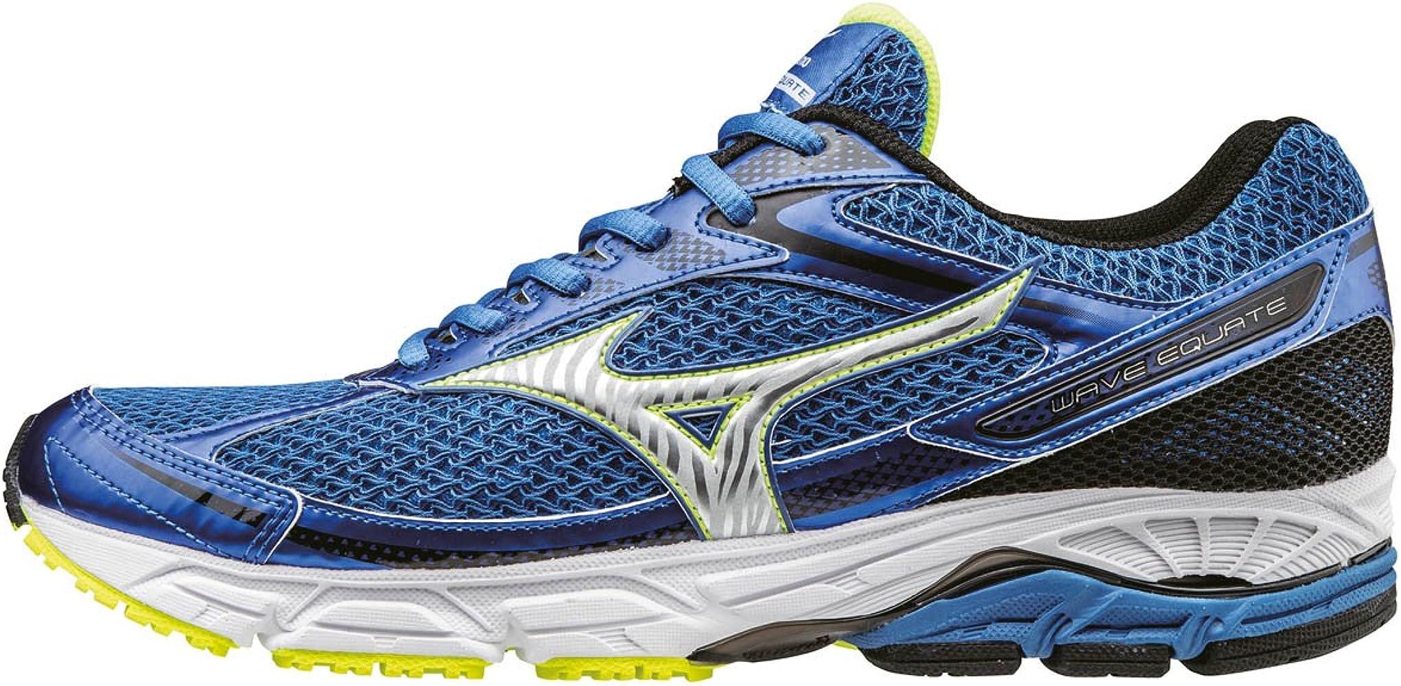 Mizuno Wave Equate, Zapatillas de Running para Hombre, Azul ...