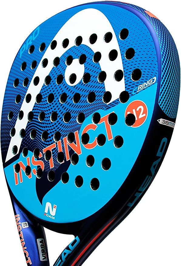 Pala de padel Head Instinct N2: Amazon.es: Deportes y aire libre