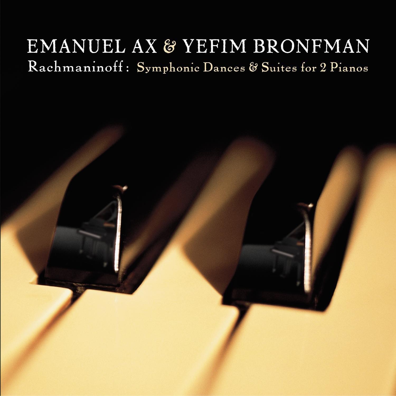 Rachmaninoff: Symphonic Dances,Op.45 / Suites for 2 Pianos Nos. 1 & 2, Opp. 5,17