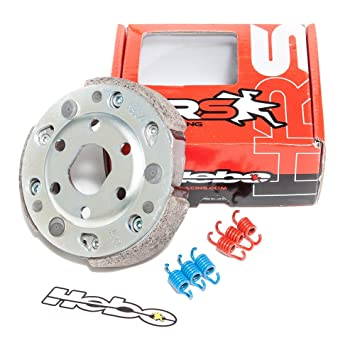 Hebo Race Clutch Pro Embrague para Honda/Peugeot/Piaggio D=107 mm: Amazon.es: Coche y moto