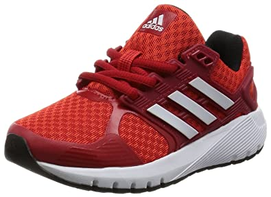 finest selection 5d630 60c7f adidas Duramo 8 K, Chaussures de Tennis Mixte Enfant, Marron (Rojbas ftwbla
