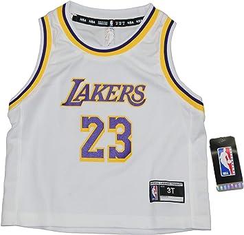 Amazon.com: Outerstuff Lebron James Los Angeles Lakers ...