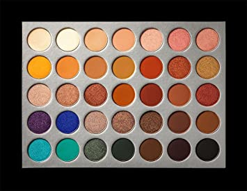 MORPHE Eyeshadow X Jaclyn Hill Palette Make-up Palettes at amazon