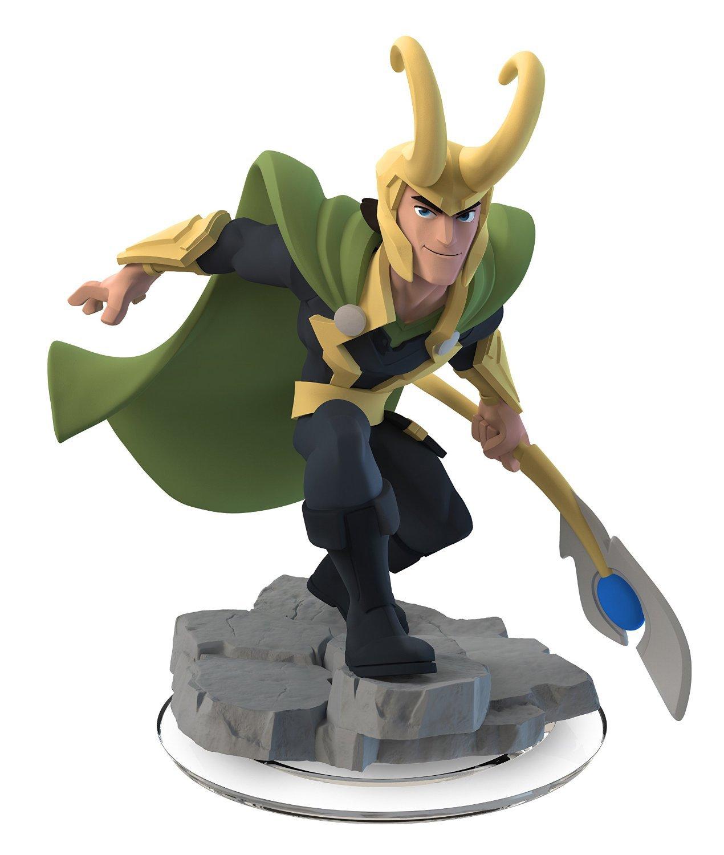 Disney Infinity: Marvel Super Heroes (2.0 Edition) Loki Figure - Not Machine Specific by Disney Infinity (Image #2)