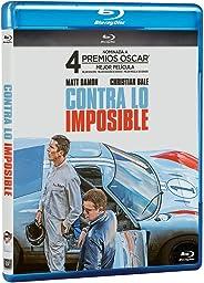 Ford vs Ferrari: Contra Lo Imposible (Portada puede variar) - Blu Ray  [Blu-ray]