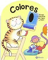 Colores: ¡Juega Y Aprende Con Tigre Y Mico!