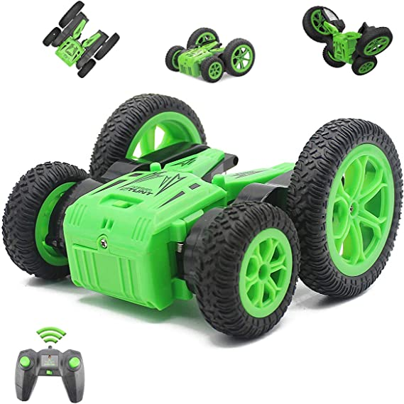 Fisca Remote Control Car RC Stunt Car for Kids