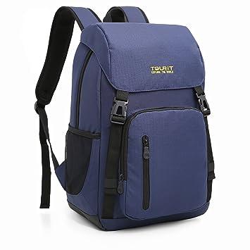 c8d76d0b20 TOURIT Zaino Termico da 25 Litri Borsa Termica Zaino Frigo per Campeggio  Picnic Viaggio Blu: Amazon.it: Sport e tempo libero