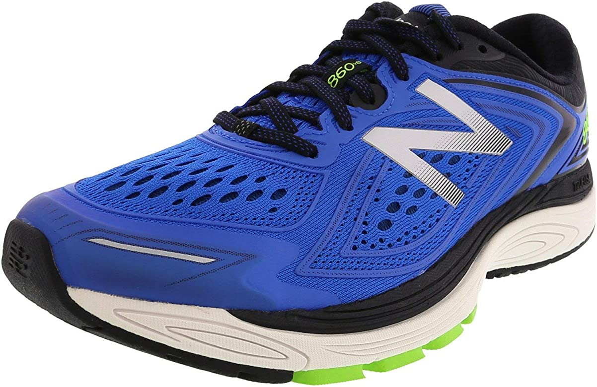 New Balance m860v8 Zapatillas Running - SS18 - Azul, 7.5 UK: New Balance: Amazon.es: Zapatos y complementos