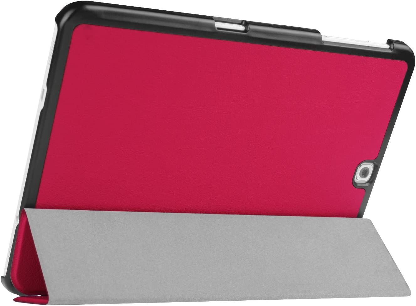 Orange Aidinar Samsung Galaxy Tab S2 9.7 Case Ultra Slim Lightweight Smart-shell Stand Cover with Smart Cover with Auto Sleep//Wake for Galaxy Tab S2 Tablet . 9.7 inch, SM-T810 T815 T813