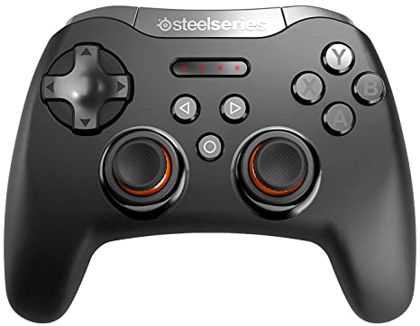 Amazon Com Steelseries Stratus Bluetooth Mobile Gaming Controller