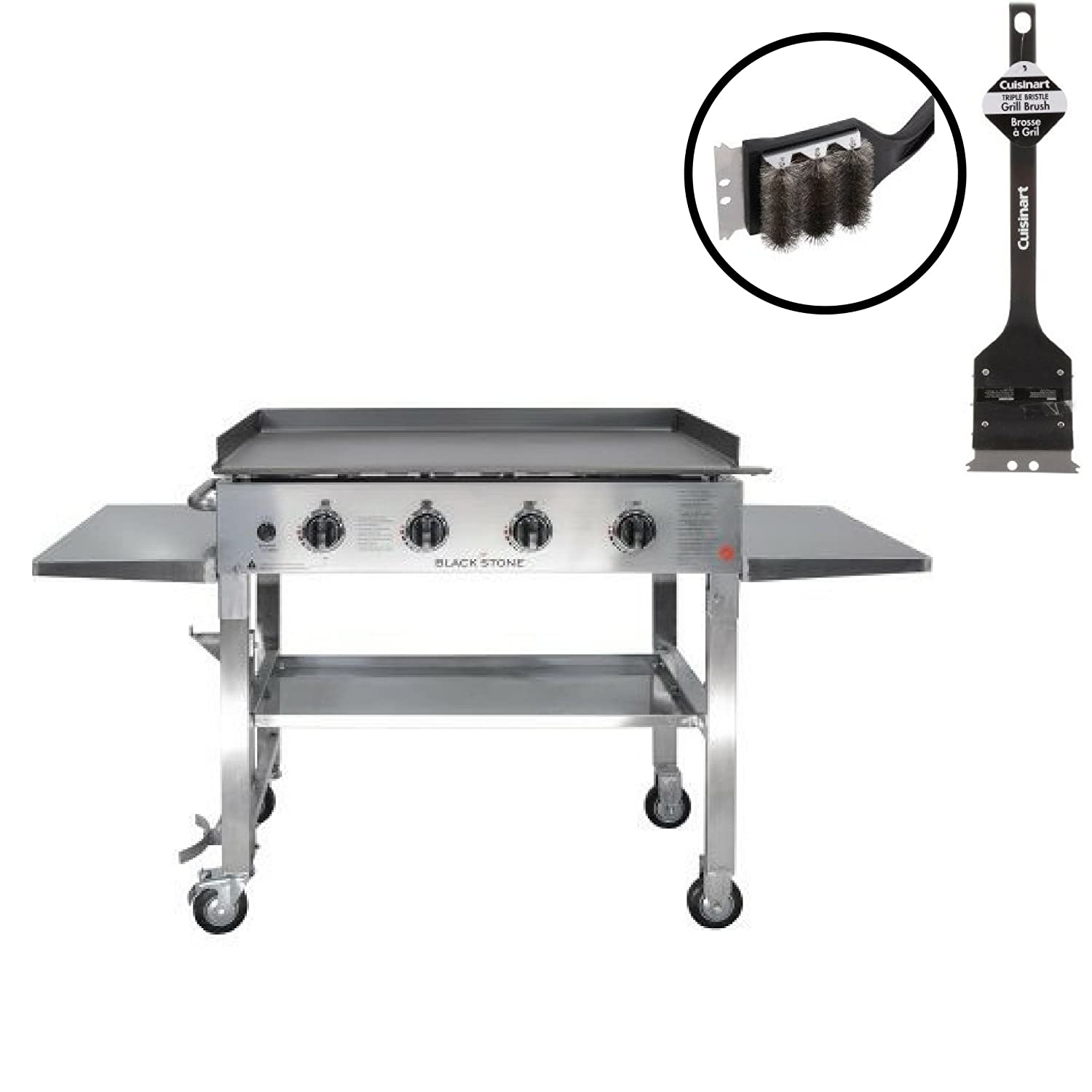 Blackstone Portable Gas Griddle - Propane Fueled