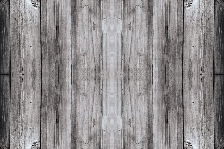 7x5ft Wood Backdrops for Photography Grunge Wood Backdrop Grey Blue Wood Texture Background Wedding Photo Backdrop Children Kids Adults Family Portraits Photo Studio