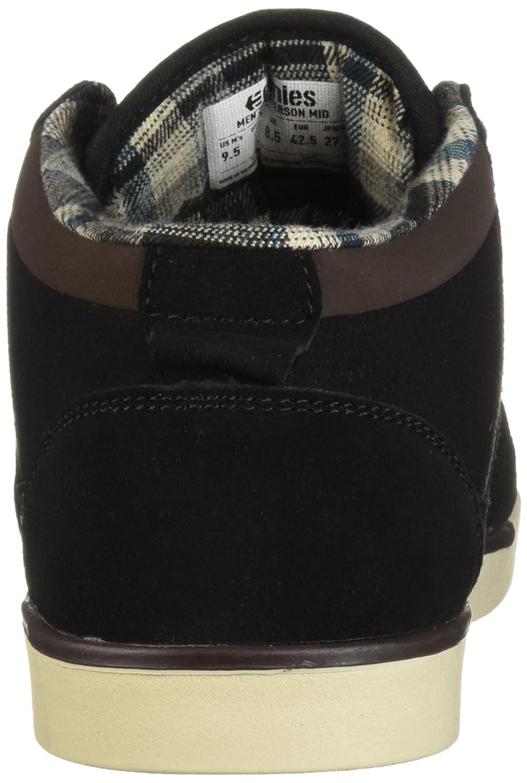 size 40 8a6fb 022a0 Zapatillas Mid Skate Jefferson para hombre Etnies Marrón oscuro