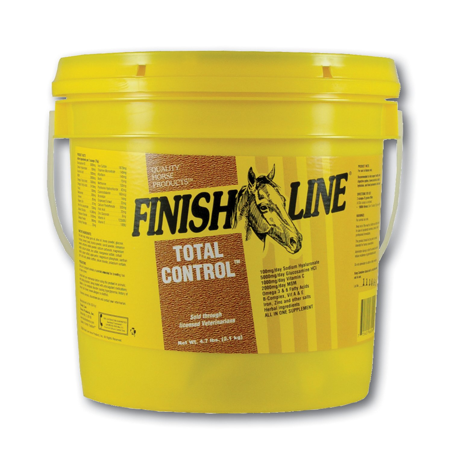 Finish Line Horse Products Total Control (4.7-Pounds)