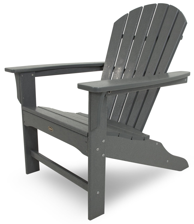 Trex Outdoor Furniture Cape Cod Adirondack Chair, Stepping Stone by Trex Outdoor Furniture by Polywood
