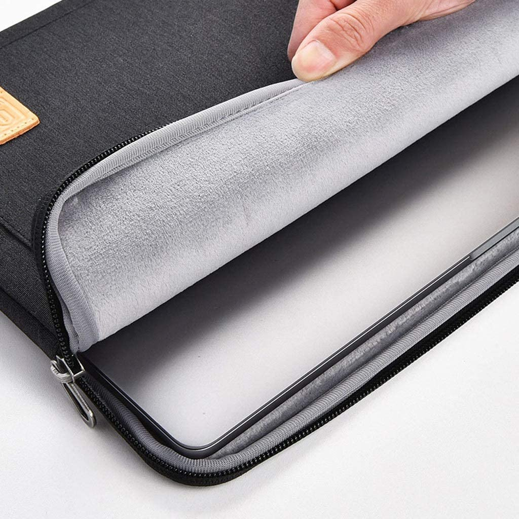 Laptop Bag 14//15.4//13.3 Inch Computer Case Cover Small Fresh Oxford Cloth Bag