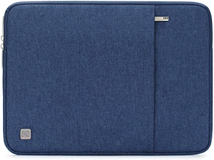 "Poly For Microsoft Surface Laptop Sleeve Case 14/"" Blue Foam Water Resistant"