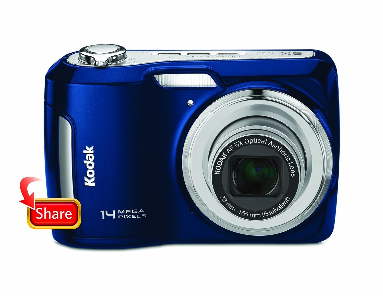 kodak easyshare c195 14 0 mp digital camera blue amazon co uk rh amazon co uk kodak easyshare c195 manual pdf Kodak EasyShare Printer Dock