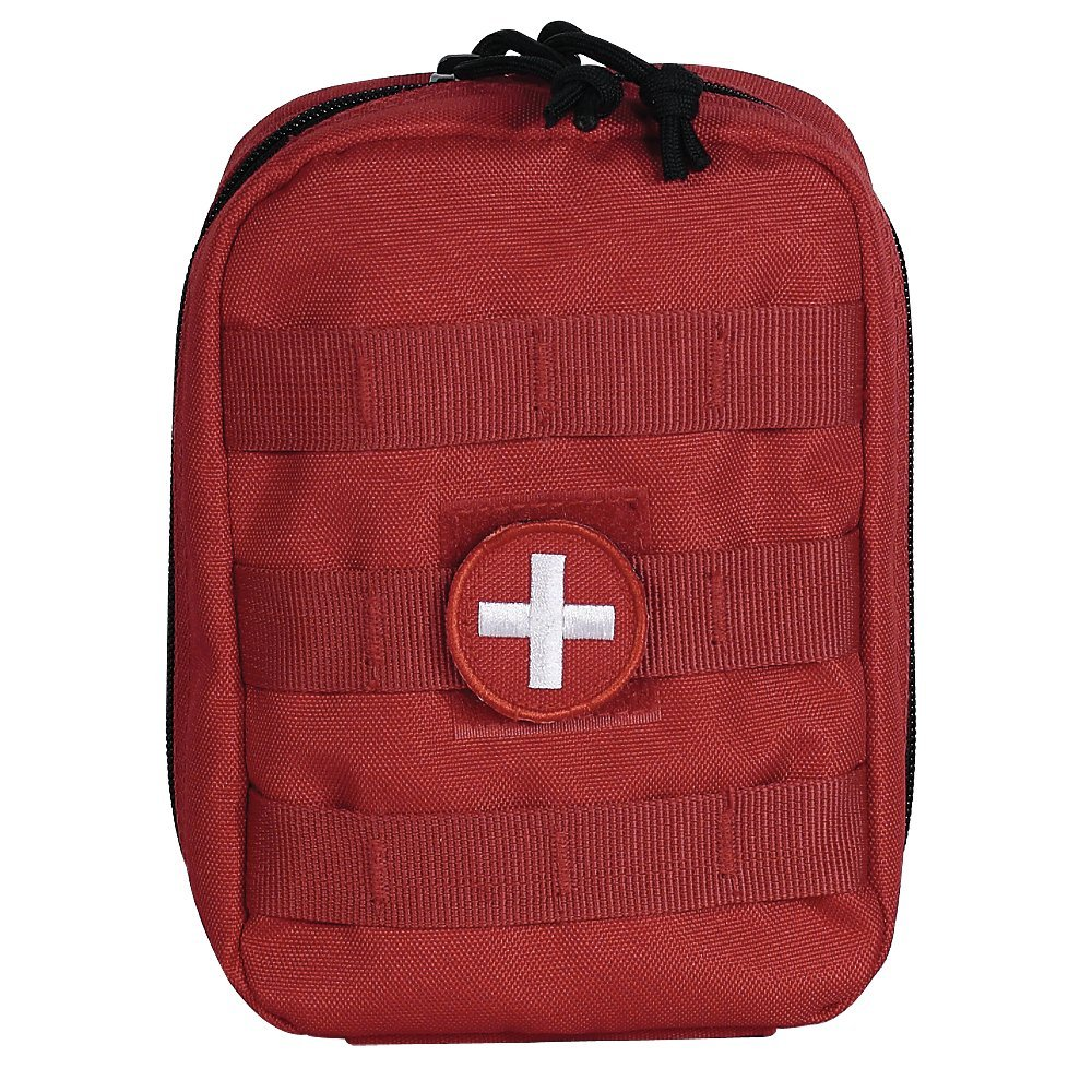 VooDoo Tactical Men's EMT Pouch, Red 15-9584016000