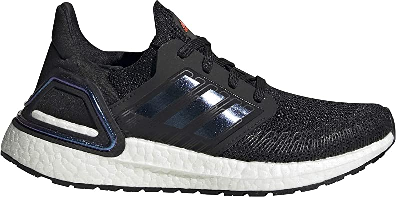 Adidas Ultraboost 20 J, Zapatillas Running Unisex Adulto, Core Black Boost Blue Violet Met FTWR White, 39.33 EU: Amazon.es: Zapatos y complementos