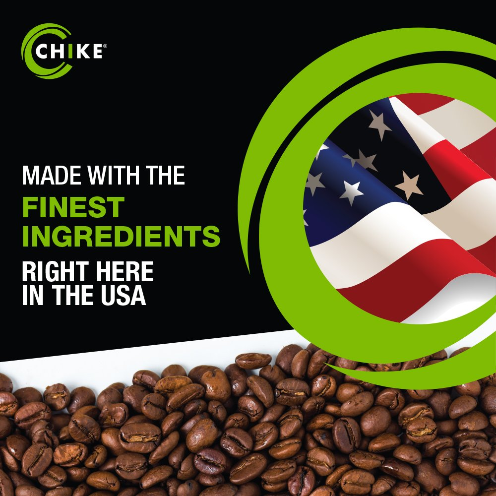 Chike High Protein Iced Coffee: Original, 14 Servings (16 Ounce) by CHIKE (Image #8)
