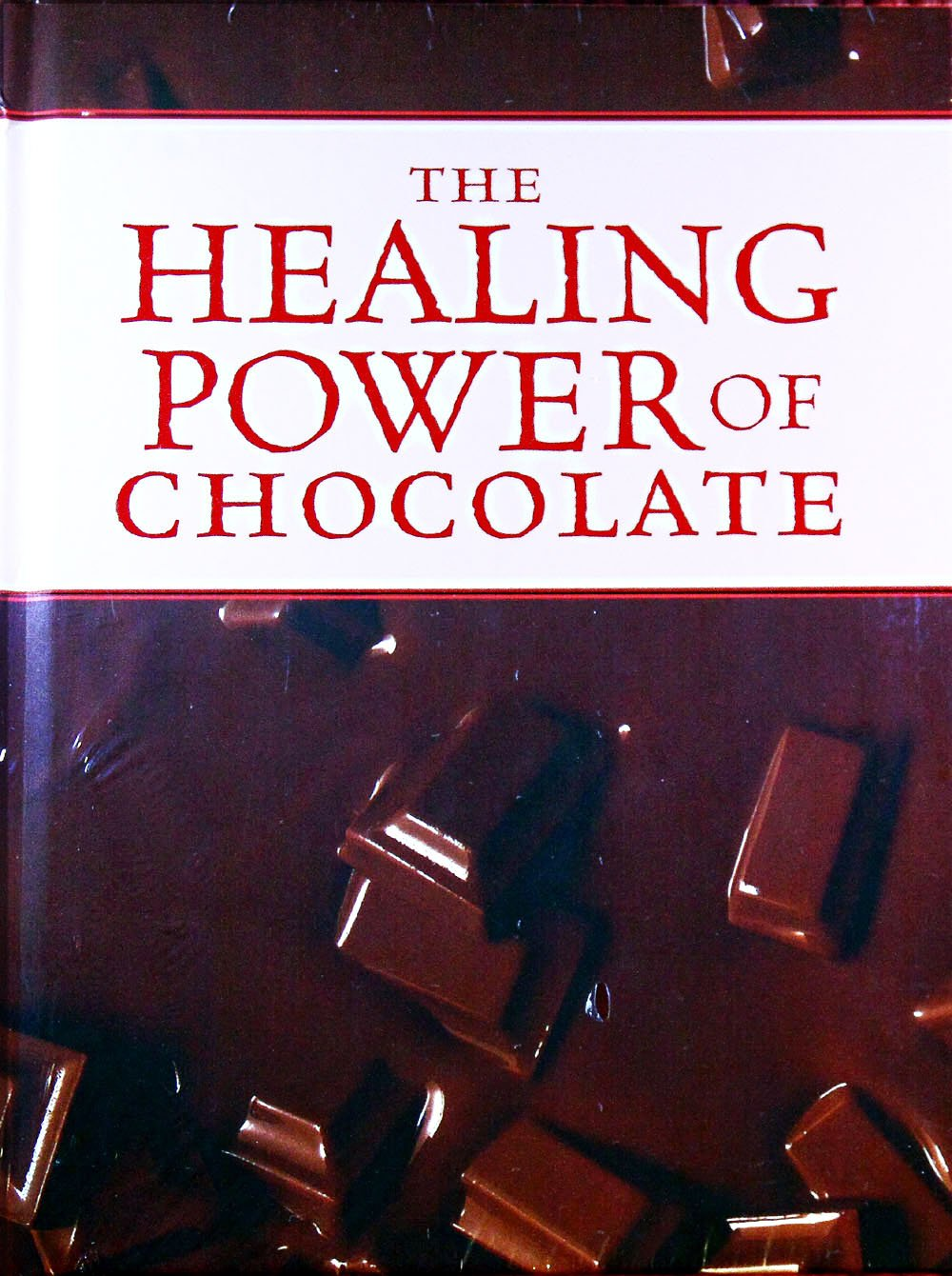 Healing Power Chocolate Nuts Books product image