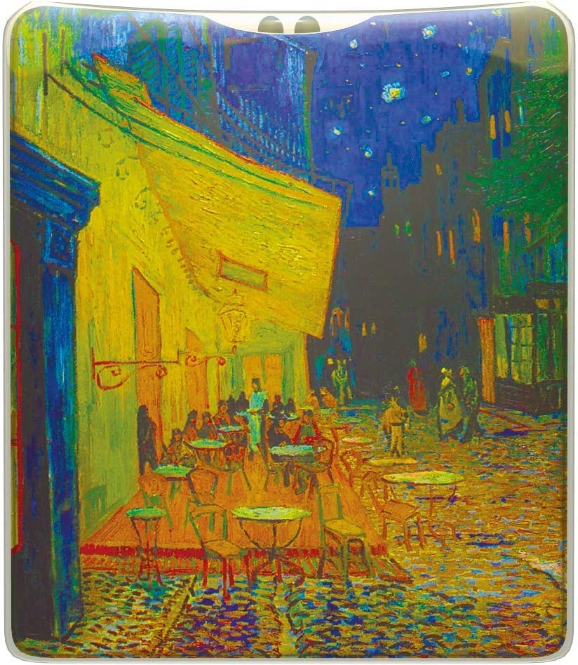 Van GoghTerrace of a Cafe at Night Handy Hand Bag Purse Flashlight Maranda Ti Mi Torch Fine Art Collection