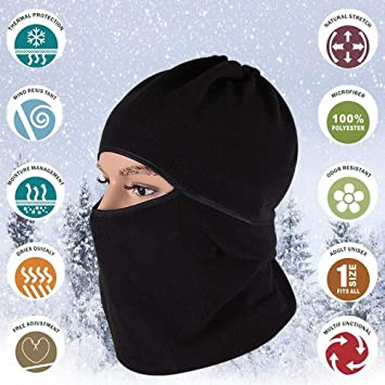 Herren Winter Warm Full Face Cover Winter Ski Maske Beanie CS Hut Sport Frauen Radsport