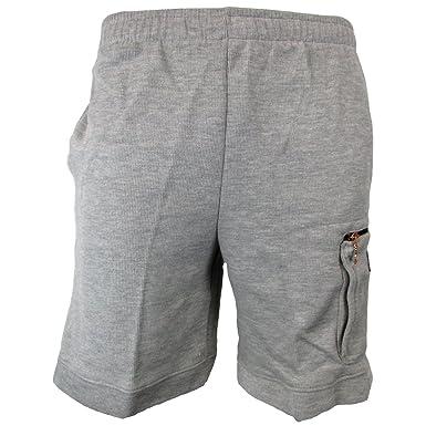 Nike New Mens Jordan Fleece Shorts Jogger Fabric Grey Short Size XL ... 8bf53d619157