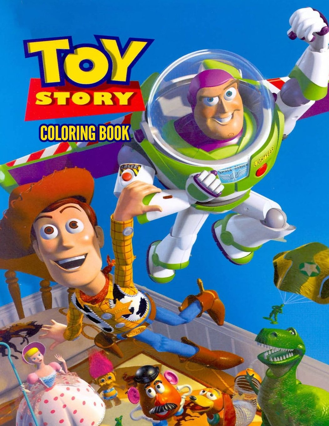 Download Toy Story Coloring Book: Coloring Book for Kids and Adults, This Amazing Coloring Book Will Make Your Kids Happier and Give Them Joy (Best ... Books for Adults and Kids 2-4 4-8 8-12+) pdf epub
