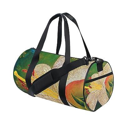 ALIREA Newlife Duffle bag Shoulder Handy Sports Gym Bags for Men and Women
