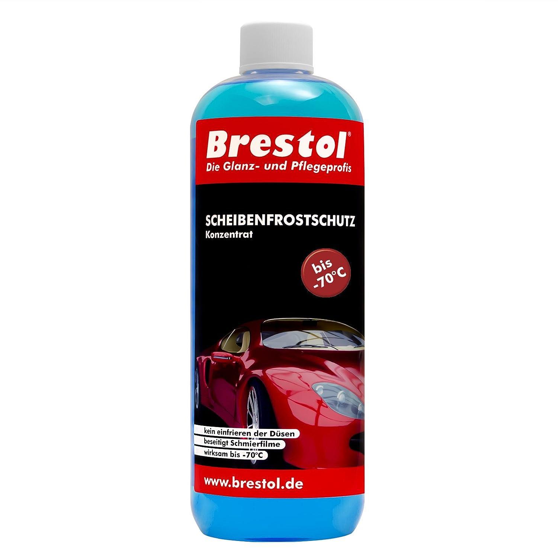 ... 1000 ml de concentrado para hasta -70 °C - Suplemento adicional anticongelante para sistemas de limpiaparabrisas, transparente: Amazon.es: Coche y moto