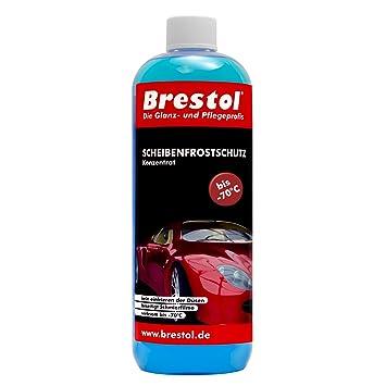 Brestol - Protección anticongelante para lunas de coche, 1000 ml de concentrado para hasta -