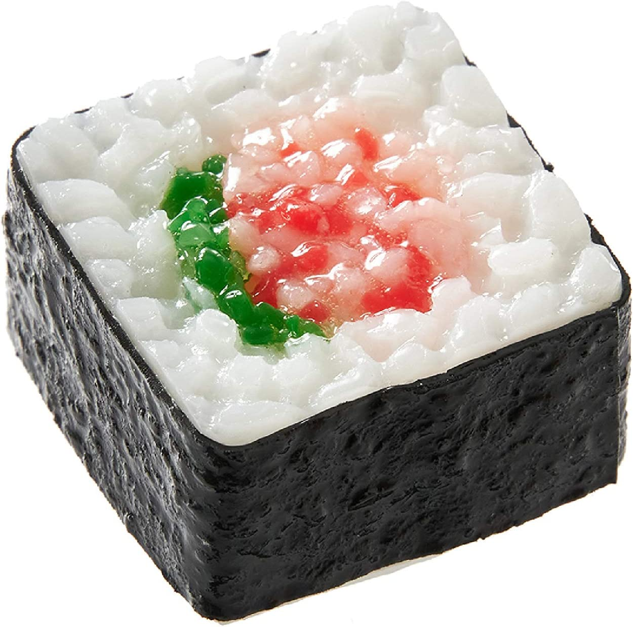 Sushi Magnet (1 pack: Negitoro Roll) Realistic, food replicas made by the experts/A great gift for people who like sushi and novelty/For refrigerators, whiteboards/ 20 kinds in total