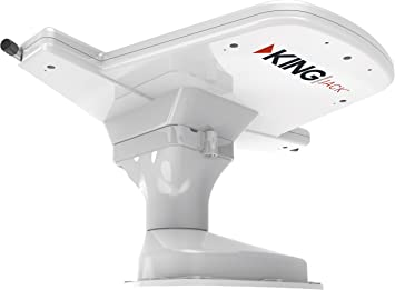 KING OA8500 Jack HDTV Directional Over-the-Air Antenna with Mount